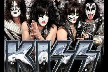Kiss presentan Monster en el show de David Letternan