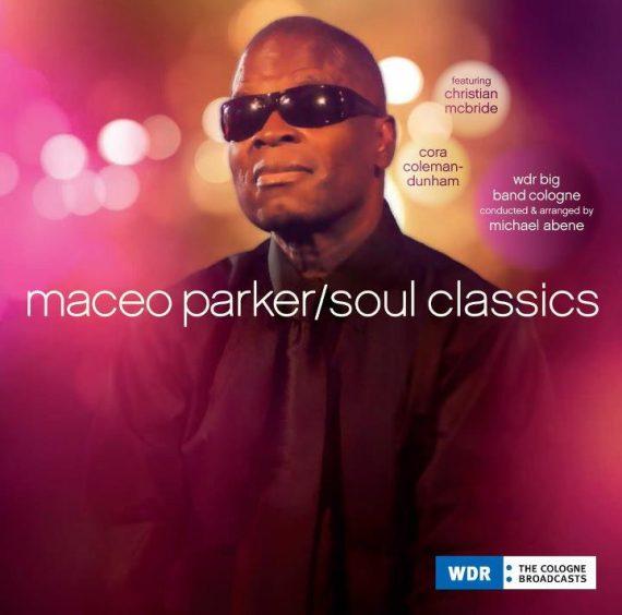 """Maceo Parker """"Soul Classics"""" 2012"""