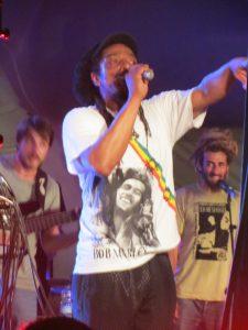 Pachumba y Earl 16 Aguere Reggae 2012 Canarias