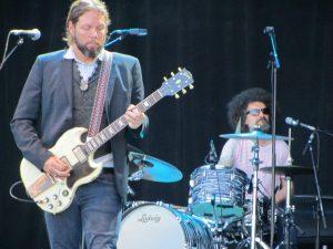 Rich Robinson estará de gira el próximo diciembre en Europa y España presentando Through A Crooked Sun 2012