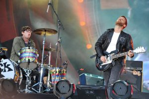The Black Keys en el Global Citizen Concert en Nueva York 2012