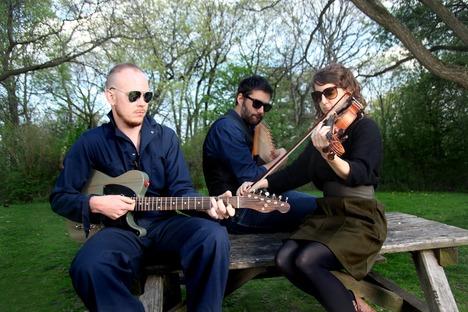 """""""Micah P. Hinson And The Junior Arts Collective"""" Timber Timbre 2012 gira española"""