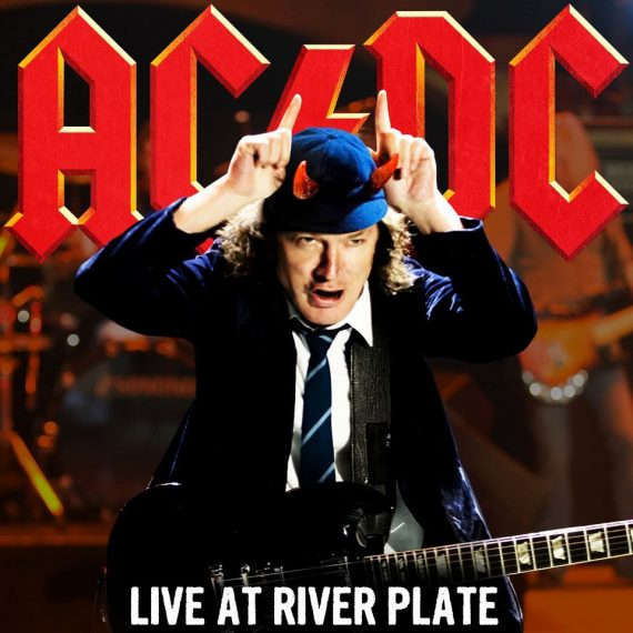 AC/DC Live at River Plate se edita en cd y lp 2012