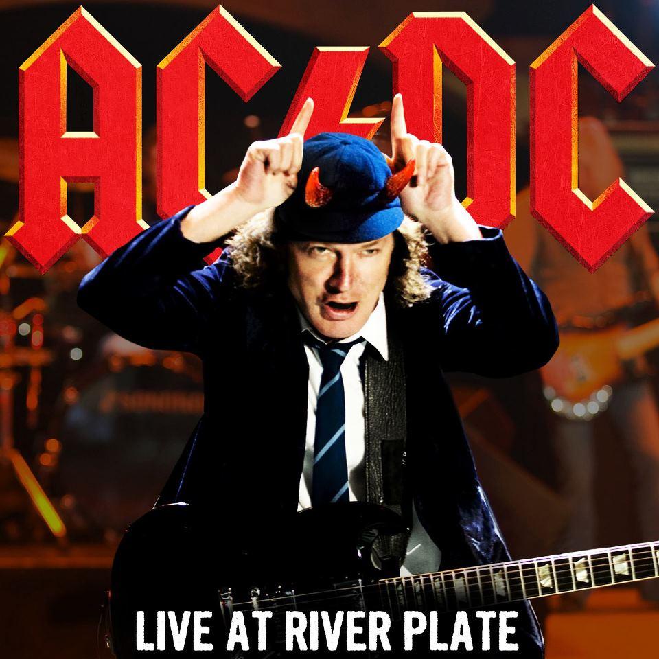 AC/DC Live at River Plate se edita en cd y lp 2012