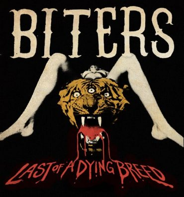 "Biters nuevo disco EP ""Last Of A Dying Breed"" 2012"