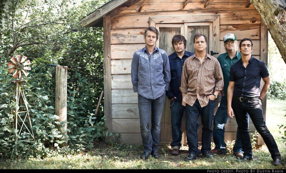 Blue Rodeo gira española 2012