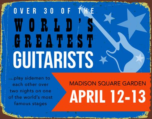 Crossroads Guitar Festival 2013, Eric Clapton anuncia el cartel de músicos y bandas