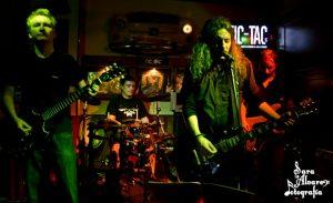 """Dieaway, concierto para presentar su nuevo disco """"Leak of Noise"""" 2012"""