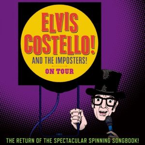 Elvis Costello In Motion Pictures 2012