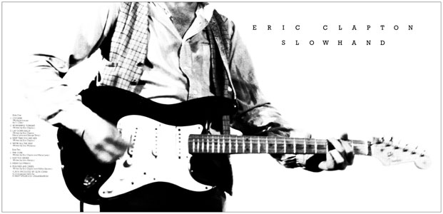 Eric Clapton reedita Slowhand. Looking at the Rain, versión inédita 2012