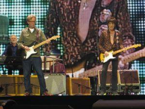 Eric Clapton y The Rolling Stones O2 London 29 Nov  con Florence Welch, Mick Taylor y Bill Wyman