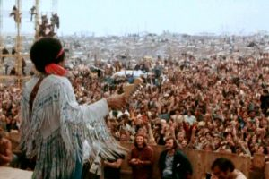 Hendrix 70 Live At Woodstock al cine en 2012 documental Jimi Hendrix
