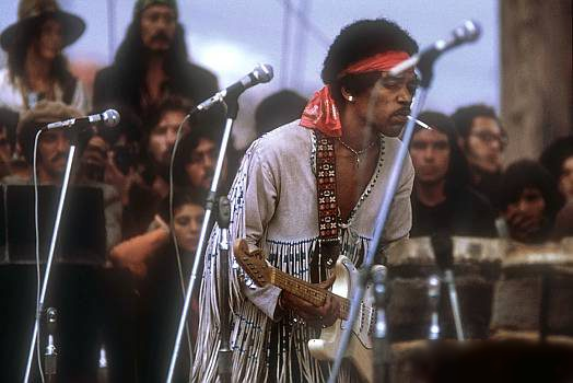 Hendrix 70 Live At Woodstock nuevo documental 2012