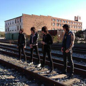 Last Of A Dying Breed nuevo EP de Biters, Glam Rock y Pop 2012