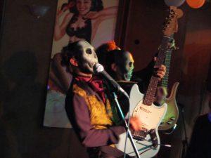 Los Tiki Phantoms en el X Tenerife 50's Rock and Roll 2012