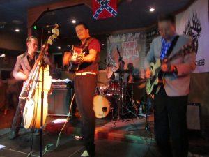 Los holandeses Highway 54 en el 10º Tenerife Festival 50′s Rock'n'Roll de Vulcan Rockers 2012