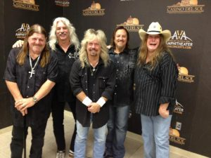 "Molly Hatchet gira española y europea 2012 presentando su disco ""Regrinding The Axes"""