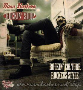 Nano Barbero 10º Tenerife Festival 50′s Rock'n'Roll de Vulcan Rockers 2012