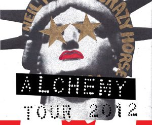 Neil Young and Crazy Horse nuevo disco en directo Alchemy