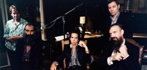 "Nick Cave and The Bad Seeds, ""Push The Sky Away"" 2013"