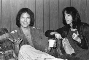Patti Smith y Neil Young Banga, gira española de Patti Smith 2012