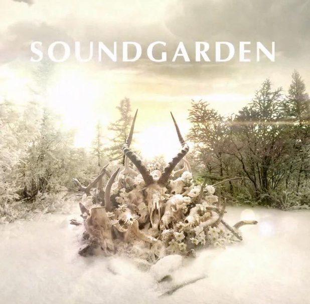 """Soundgarden nuevo disco el 13 de noviembre 2012 """"King Animal"""""""