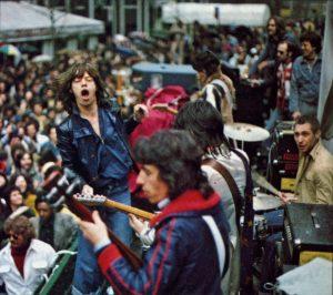 Stones arrancan su gira en Londres 50 & Counting… The Rolling Stones LIVE