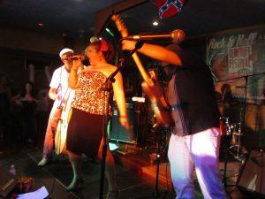 Tete y los Ciclones 10º Tenerife Festival 50′s Rock'n'Roll de Vulcan Rockers 2012