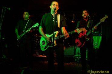 The Aggrolites en Valencia, El Loco Club, gira española 2012