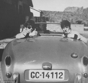 The Beatles en Tenerife 1963