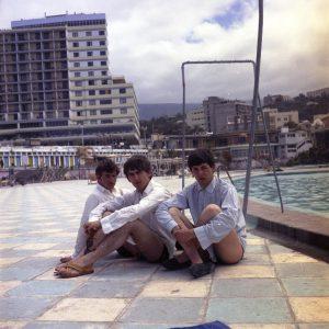The Beatles en el Puerto de la Cruz, Tenerife, España The Beatles Live!
