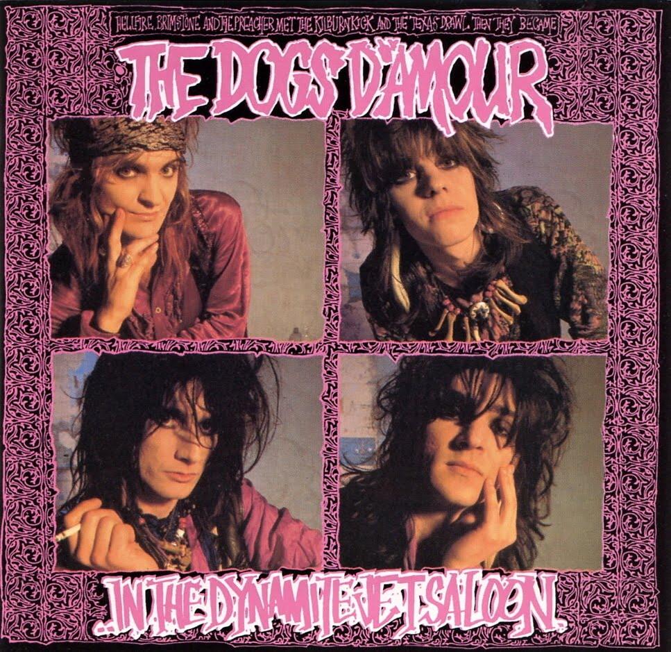 The Dogs D'Amour In The Dynamite Jet Saloon celebran en España 25 aniversario con gira en 2013