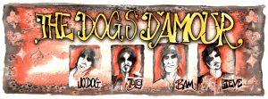 The Dogs D'Amour gira España y Europa celebrando In the Dynamite Jet Saloon en el 2013