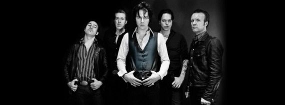 "The Jim Jones Revue gira española ""The Savage Heart"" 2012"