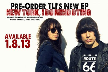 "The Last Internationale ""New York, I Do Mind Dying"" nuevo EP"
