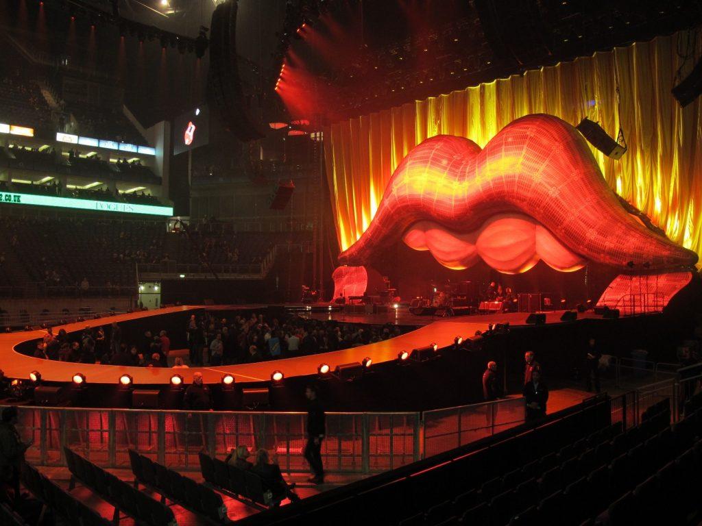 The Rolling Stones 50 anniversary London O2 29 november 2012