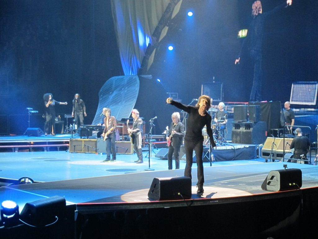 The Rolling Stones 50 anniversary London O2 29 november 2012 Londres O2 Arena