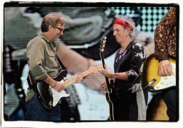 The Rolling Stones O2 London 29 Nov con nuevos invitados Eric Clapton y Florence Welch
