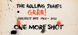 "The Rolling Stones ""One more Shot"" nuevo tema de GRRR!"