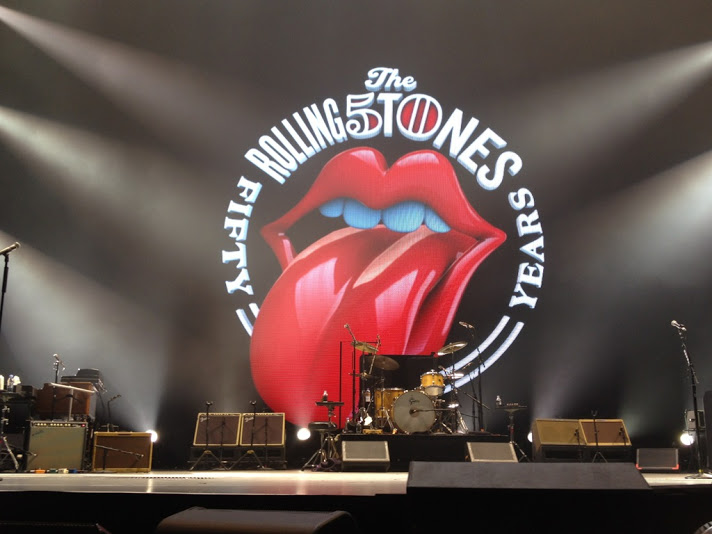 The Rolling Stones The O2 London Arena, 25 noviembre 2012