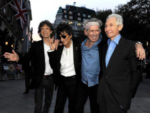 The Rolling Stones arrancan su gira en Londres 50 and Counting… The Rolling Stones LIVE