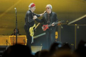 The Rolling Stones y Bill Wyman 20 Nov 2012 Mick Taylor, Eric Clapton y Florence Welch London O2 Arena