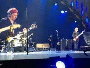 The Rolling Stones y Bill Wyman O2 London Arena, 25 noviembre 2012