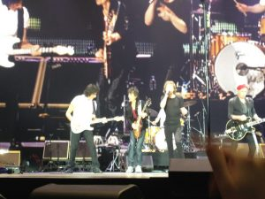The Rolling Stones y Jeff Beck O2 London Arena, 25 noviembre 2012
