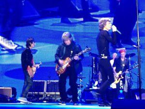 The Rolling Stones y Mick Taylor O2 London Arena, 25 noviembre 2012
