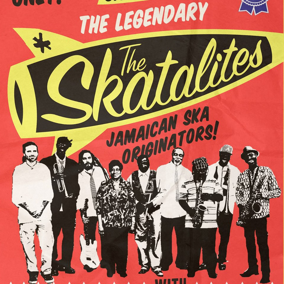 The Skatalites gira en España noviembre Spain Tour 2012