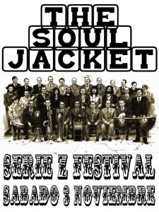 The Soul Jacket en el Serie Z Festival 2012