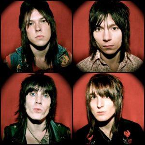 """Tuk compositor, cantante y guitarrista, Matt guitarra, Travis bajo y Joey a la batería son Biters nuevo EP """"Last Of A Dying Breed""""  2012"""