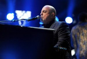12.12.12 conocido como The Concert for Sandy Relief, Billy Joel