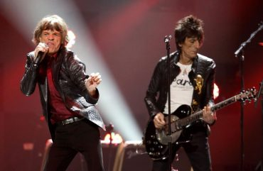 12.12.12 conocido como The Concert for Sandy Relief, The Rolling Stones